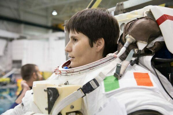 Samantha Cristoforetti, prima donna europea comandante della Stazione spaziale internazionale