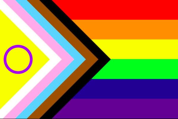 Anche la Pride Flag diventa più inclusiva: aggiunti i colori delle persone  intersessuali - Luce